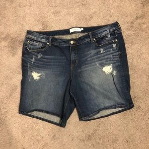 Torrid Bermuda shorts